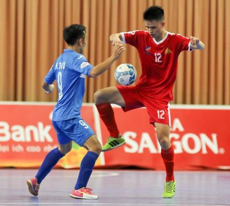Việt Nam, Đài Loan, Indonesia cạnh tranh tấm vé thứ 2 - ảnh 1