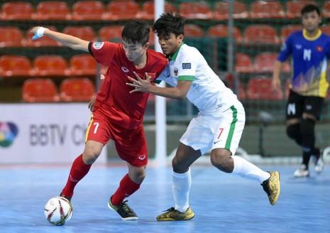 Việt Nam mất chiến thắng trước Indonesia ở 20 giây cuối - ảnh 1