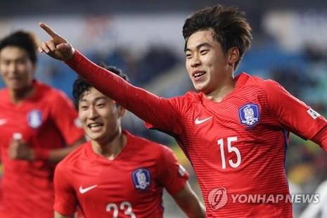 Hàn Quốc thắng Uruguay, Maradona khen Messi Hàn hết lời - ảnh 2