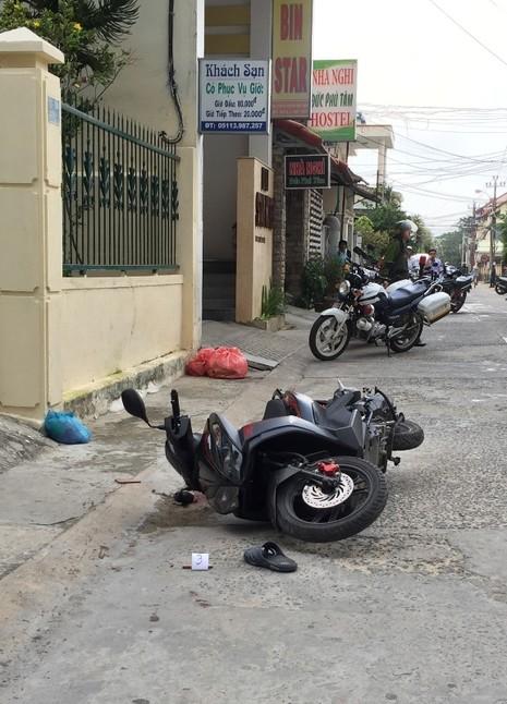 Thông tin mới vụ người Trung Quốc bị bắn ở Đà Nẵng - ảnh 1