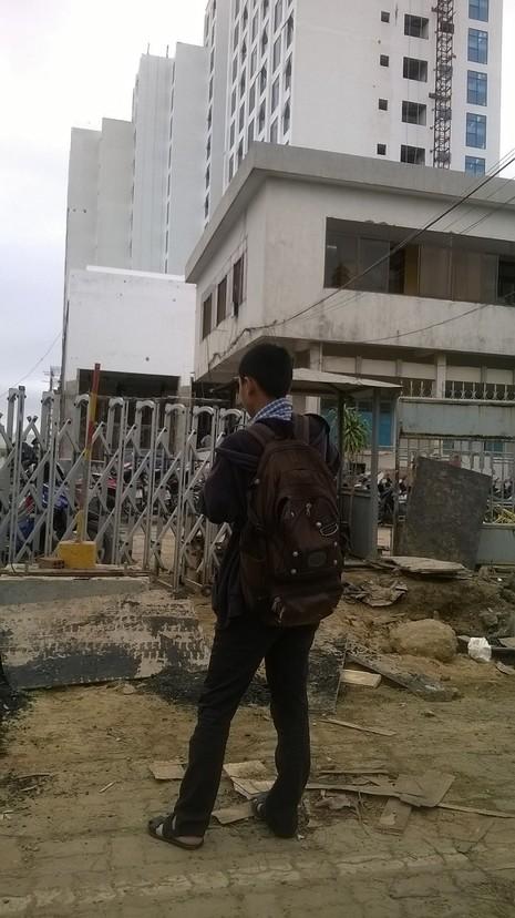 Quân đội điều tra vụ rơi thang máy năm người tử vong ở Đà Nẵng - ảnh 2