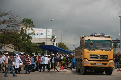 Kết quả ban đầu vụ xe ben tông chết người ở Đà Nẵng - ảnh 1