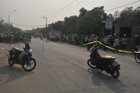 Hai nghi can trong vụ nổ súng kinh hoàng ở Quảng Nam ra đầu thú - ảnh 1