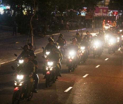 Đà Nẵng ra quân các lực lượng tuần tra, phòng chống tội phạm - ảnh 2