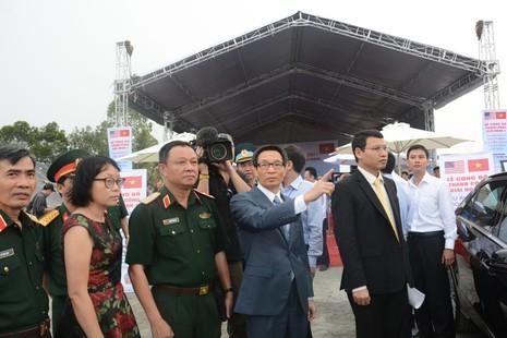 Xử lý xong 45.000 m3 đất nhiễm dioxin tại sân bay Đà Nẵng - ảnh 2