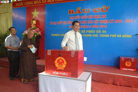 Chủ tịch Đà Nẵng: Tôi không phải là 'cử tri đặc biệt' - ảnh 4