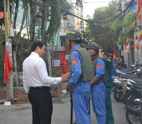 Chủ tịch Đà Nẵng: Tôi không phải là 'cử tri đặc biệt' - ảnh 5