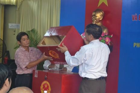 Chủ tịch Đà Nẵng: Tôi không phải là 'cử tri đặc biệt' - ảnh 3
