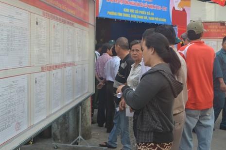 Chủ tịch Đà Nẵng: Tôi không phải là 'cử tri đặc biệt' - ảnh 2