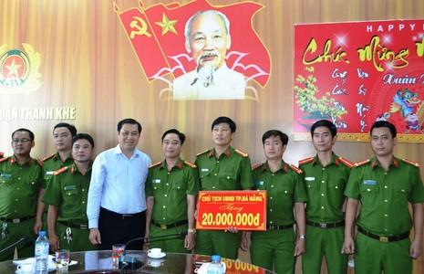 Chủ tịch Đà Nẵng yêu cầu bóc gỡ hết băng nhóm bắt cóc, đòi nợ thuê - ảnh 1