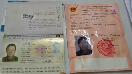 Hành khách Trung Quốc trộm hơn 400 triệu trên máy bay - ảnh 3