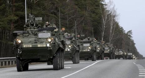 Lo ngại Nga, Bắc Âu tăng cường hợp tác quân sự - ảnh 1