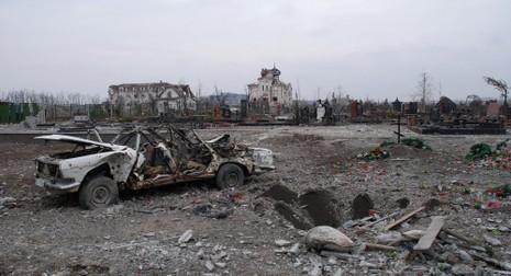 Nóng: Kiev dùng súng chống tăng tấn công hai nhà báo? - ảnh 1