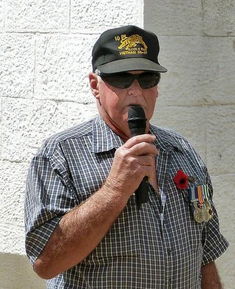 Di ảnh của cựu chiến binh Úc tại Việt Nam gây xúc động - ảnh 2