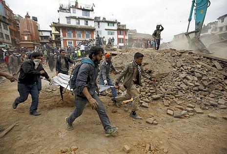 Sẽ có động đất liên hoàn tàn phá gấp 32 lần 'ác mộng' Nepal? - ảnh 1