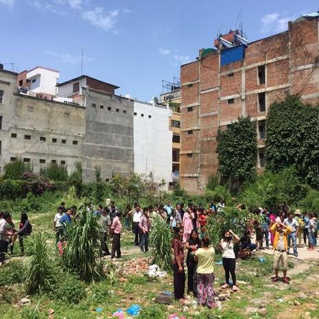 Nepal: Số người chết, bị thương tăng nhanh - ảnh 3