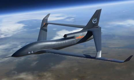 Trung Quốc sẽ sản xuất 42.000 máy bay không người lái - ảnh 1