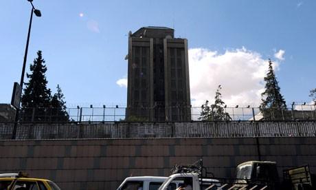 Khủng bố công kích Đại sứ quán Nga tại Damascus - ảnh 2