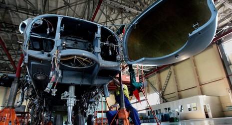 Ukraine tẩy chay dự án trực thăng Nga - Trung - ảnh 1