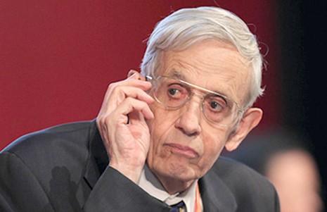 Chủ nhân giải Nobel kinh tế John Nash qua đời - ảnh 2