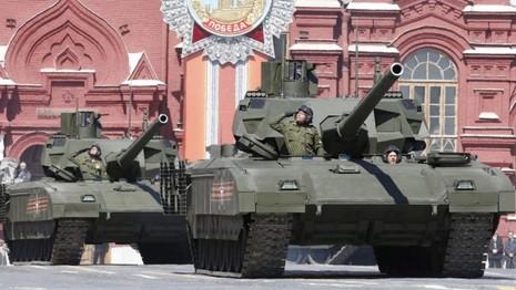 Quân đội nước ngoài 'xếp hàng' mua xe tăng Armata  - ảnh 2