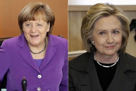 Angela Merkel lại dẫn đầu danh sách những phụ nữ quyền lực - ảnh 1