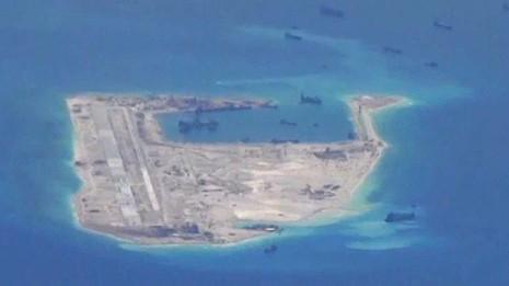 EU - Nhật Bản tuyên bố quan ngại trước hành động của Trung Quốc - ảnh 1