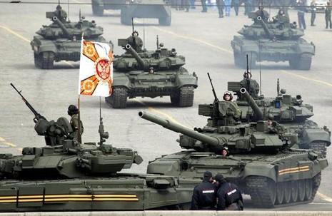 Trung Quốc, Ấn Độ muốn có Armata của Nga - ảnh 1