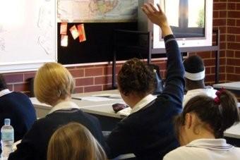 Trường Úc thử 'cấm' học sinh giơ tay phát biểu - ảnh 1