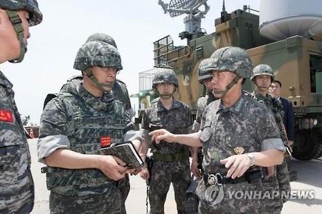 Triều Tiên cảnh báo đang trên bờ vực 'chiến tranh hạt nhân' - ảnh 1