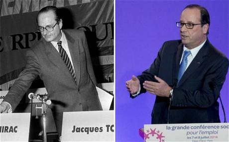 """Tổng thống Pháp và cặp kính """"sóng gió"""" nghị trường - ảnh 3"""