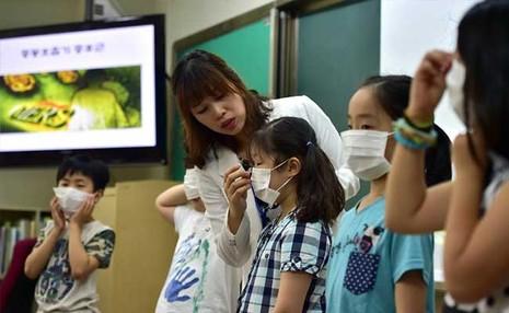 Số ca nhiễm MERS tại Hàn Quốc vẫn tăng nhanh - ảnh 2