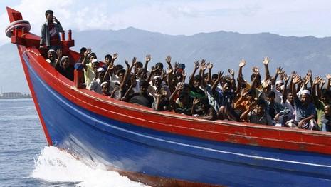 Chấn động: Úc trả tiền cho tàu buôn người để 'yên thân' - ảnh 1