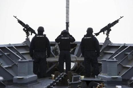 Nga sẽ trả đũa nếu Mỹ chuyển quân dọc biên giới Nga - ảnh 1