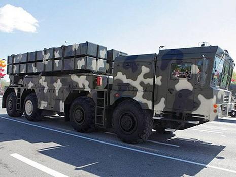 Belarus thử nghiệm bệ phóng tên lửa mới ở Trung Quốc - ảnh 1