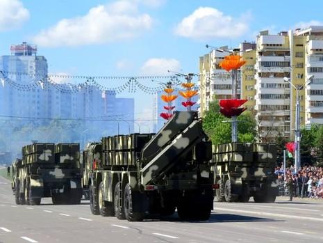 Belarus thử nghiệm bệ phóng tên lửa mới ở Trung Quốc - ảnh 3