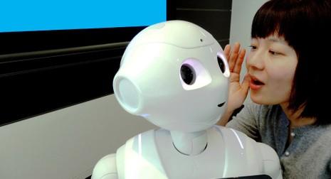 Robot 'sốt' tại Nhật, bán sạch 1000 mẫu trong 1 phút - ảnh 1
