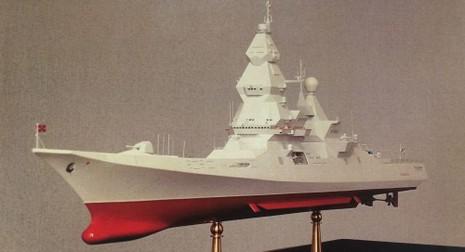 Nga sắp đóng tàu khu trục mới lớp Linder - ảnh 1