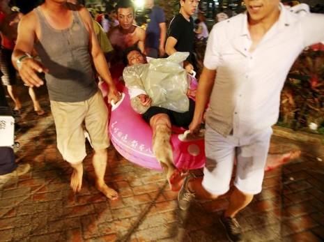 Đài Loan cấm bột màu 'bí ẩn' sau thảm họa cháy - ảnh 2