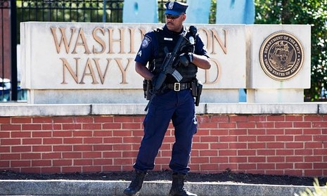 'Đấu súng' tại doanh trại giữa Washington: Cảnh sát thông báo chính thức - ảnh 1