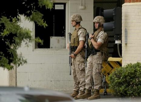 'Đấu súng' tại doanh trại giữa Washington: Cảnh sát thông báo chính thức - ảnh 4