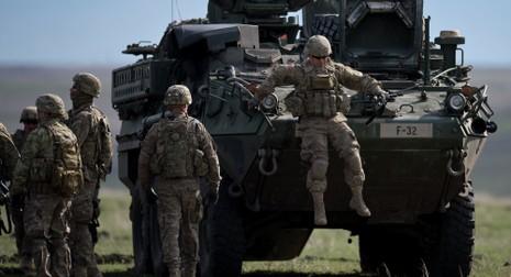 'NATO mở rộng quân ở châu Âu là để tấn công Nga' - ảnh 1