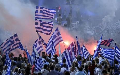 Hy Lạp là thời cơ Trung Quốc 'thâu tóm' thị trường châu Âu - ảnh 1