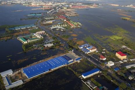 Thủ đô của Thái Lan đang 'chìm vào lòng đất'? - ảnh 2