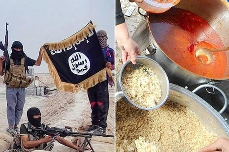 Ăn sáng ngộ độc , 45 tay súng IS thiệt mạng - ảnh 1