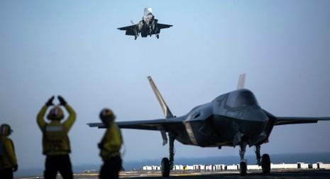 Úc hủy kế hoạch mua 'chim sắt' F-35B cho quân đội - ảnh 1
