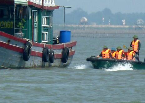 Hình ảnh của 'bộ ba siêu bão' ập vào Trung Quốc - ảnh 12