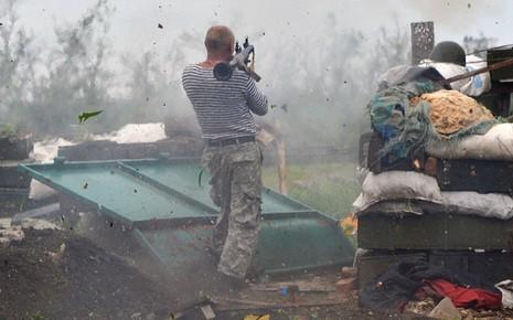 Tội phạm và bạo lực chính trị đe dọa Ukraine - ảnh 2
