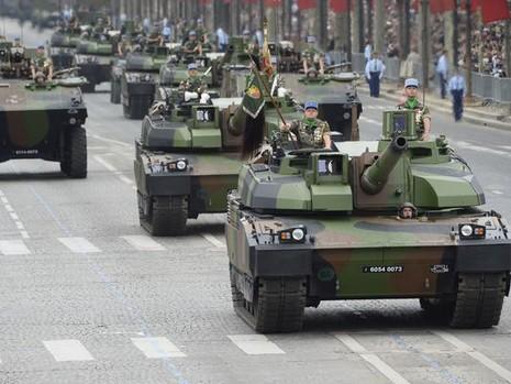 Hai đại gia công nghiệp vũ khí Pháp – Đức bắt tay - ảnh 1