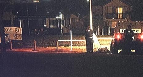Úc: Nghi can mang chất nổ bắt cóc ít nhất một con tin - ảnh 1